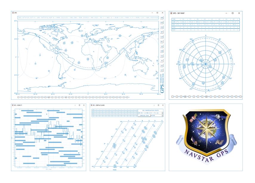 GPS Visibility Predictor - File Exchange - MATLAB Central