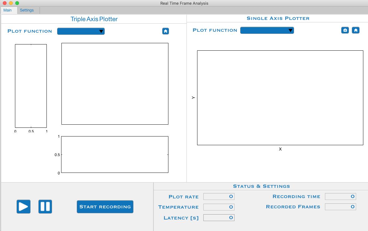 Real time frame analysis - for Andor cameras - File Exchange