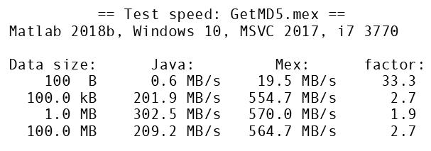 GetMD5 - File Exchange - MATLAB Central
