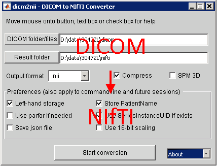 xiangruili/dicm2nii - File Exchange - MATLAB Central