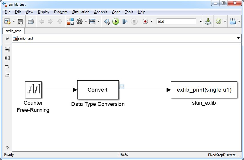 Calling Shared Libraries from Simulink - File Exchange - MATLAB Central