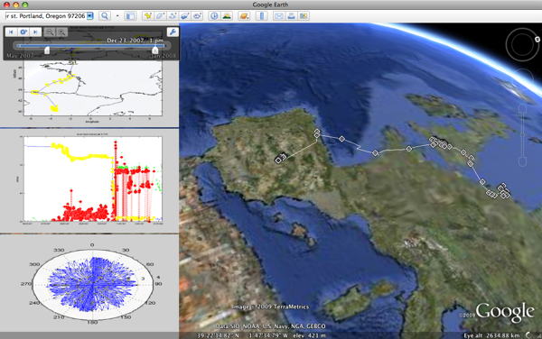 Google Earth Toolbox - File Exchange - MATLAB Central
