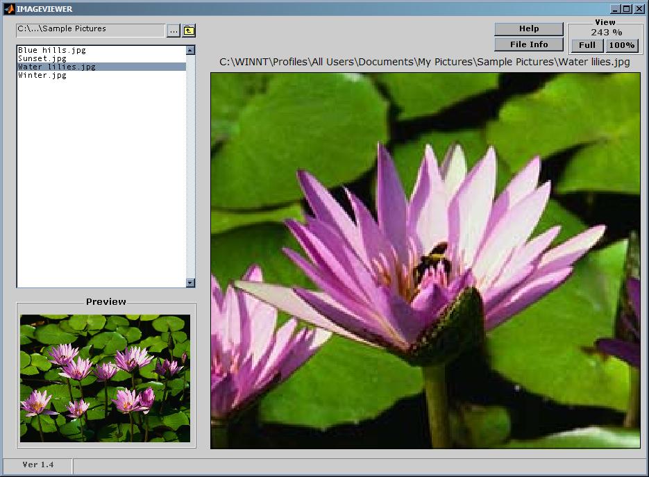 IMAGEVIEWER - File Exchange - MATLAB Central
