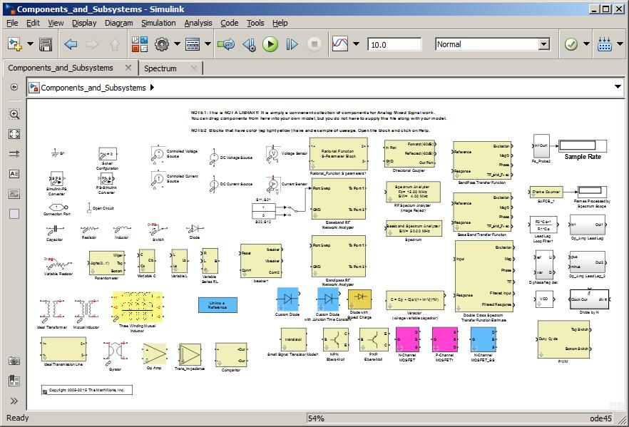 Circuit Level Analog Mixed Signal Examples File Exchange
