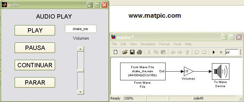 PLAY MUSIC IN SIMULINK - File Exchange - MATLAB Central
