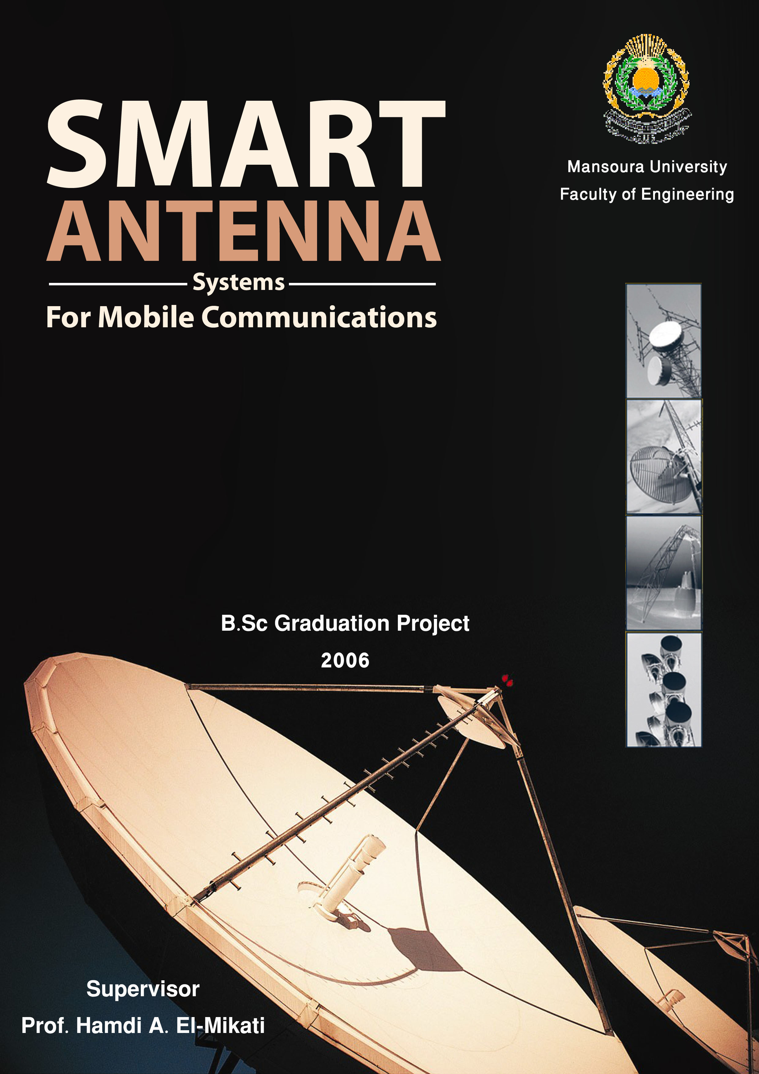 thesis on smart antenna system
