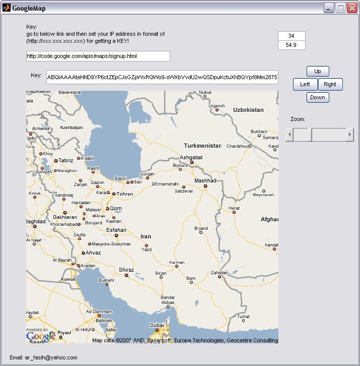 Google Maps Loader - File Exchange - MATLAB Central on