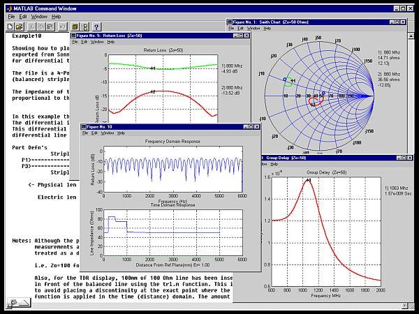 RF Utilities V1 2 - File Exchange - MATLAB Central