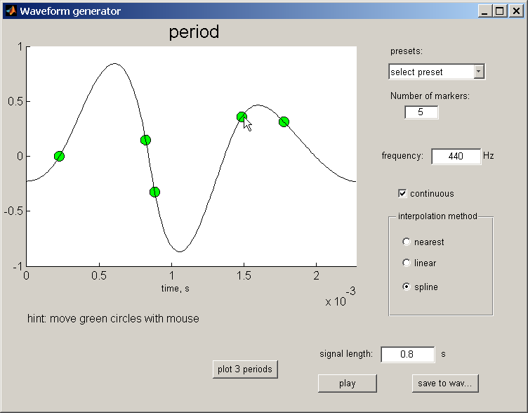 Waveform Generator GUI - File Exchange - MATLAB Central
