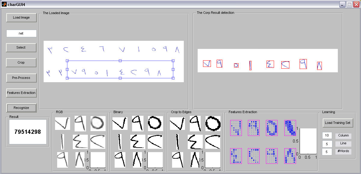 Character Recognition Example (V):Training a Simple NN for ...