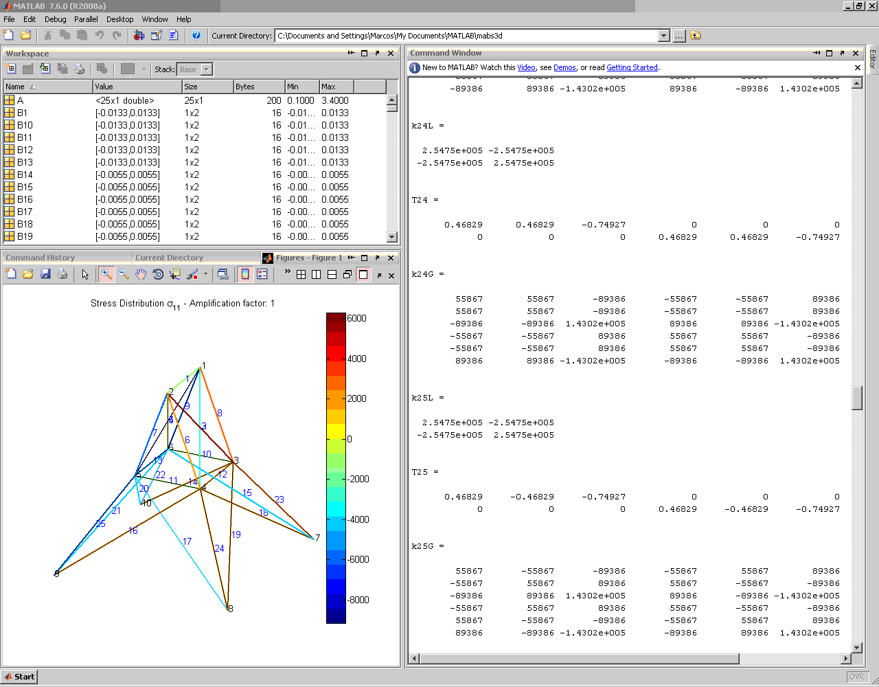 Binary product matlab