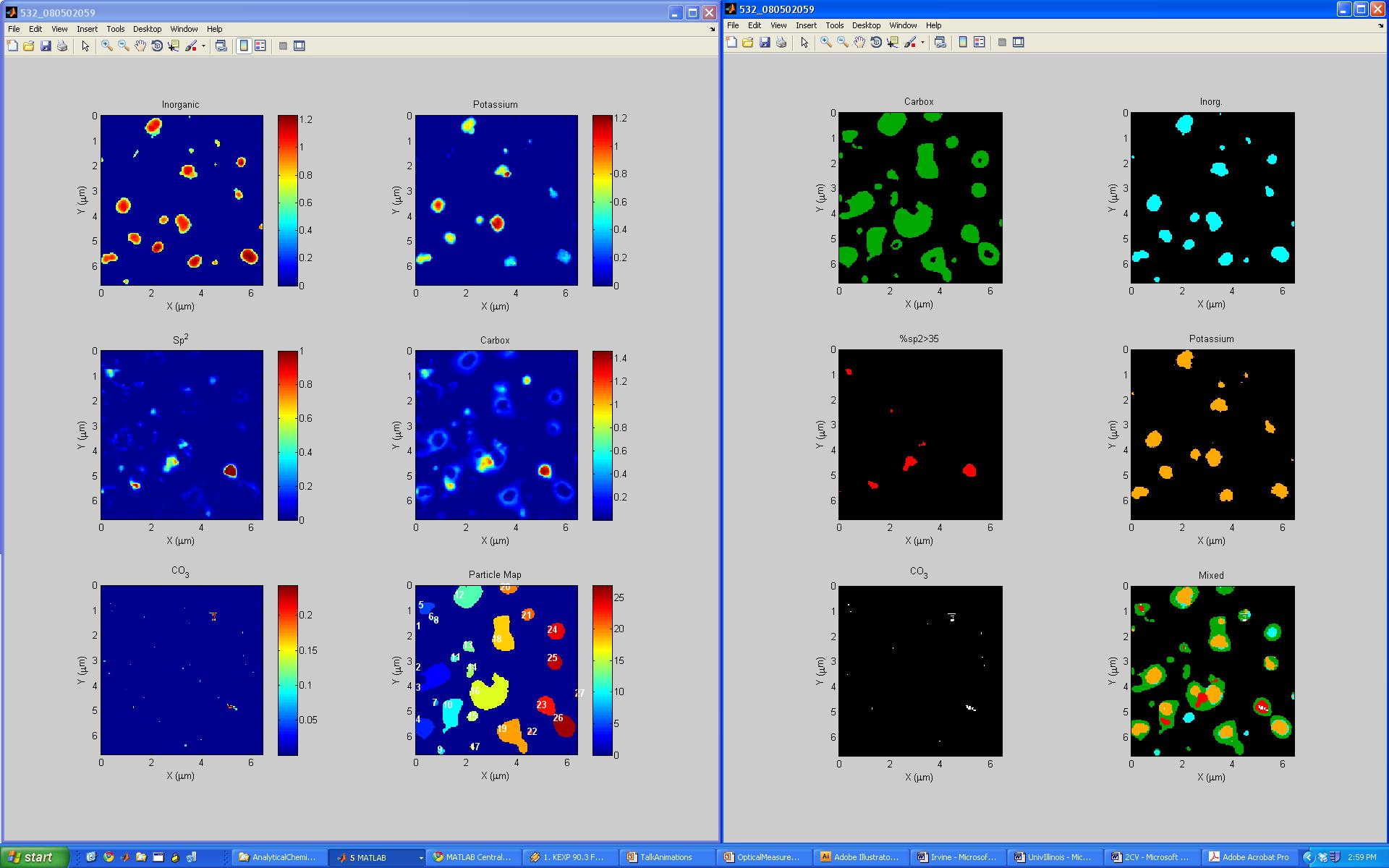 matlab analysis Benoit for matlab is a fractal analysis toolbox for matlab 65 or higher benoit ™ and benoit for.