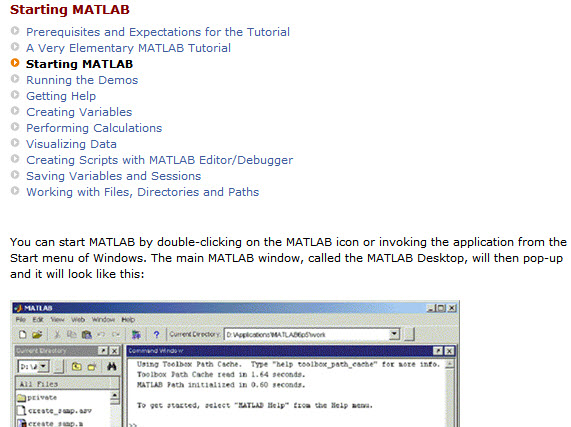 how to use matlab script