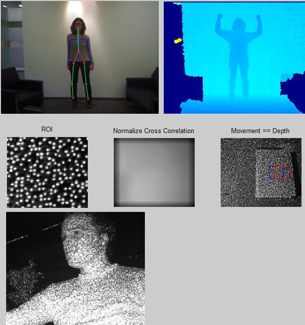 Kinect Matlab - File Exchange - MATLAB Central