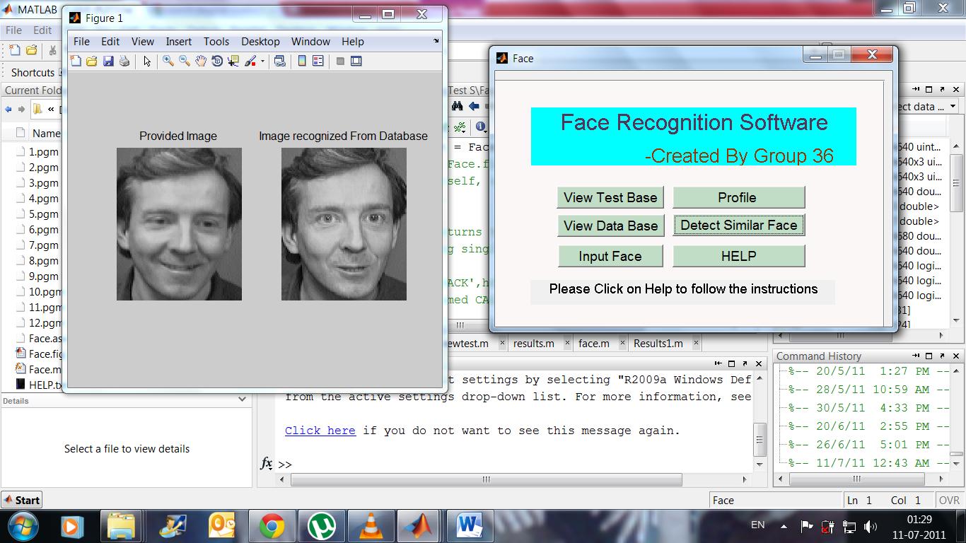 Face Recognition System Using Kekre Transform - File