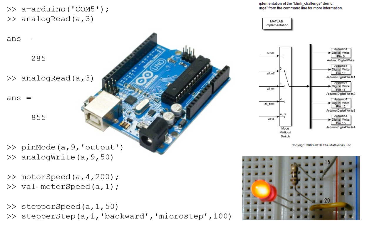 Legacy Matlab And Simulink Support For Arduino File