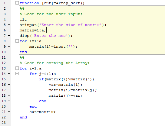 Array sorting file exchange matlab central for Table 2 matrix matlab