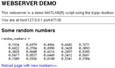 TCP/UDP/IP Toolbox 2 0 6 - File Exchange - MATLAB Central