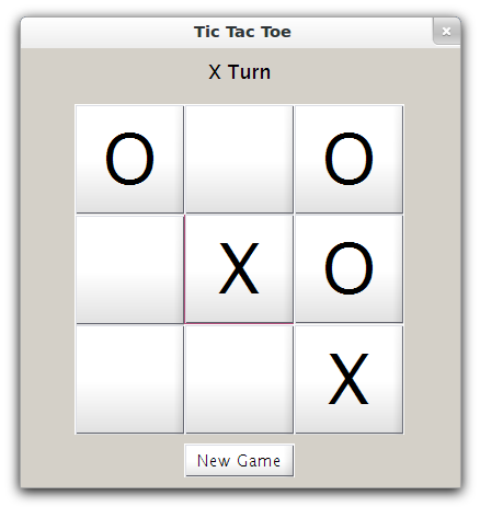 Tic Tac Toe (XO) Game - File Exchange - MATLAB Central