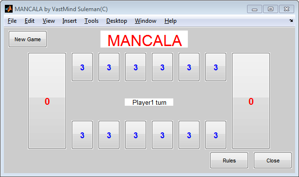 How To Win All Marbles In Mancala On Your First Move With Matlab