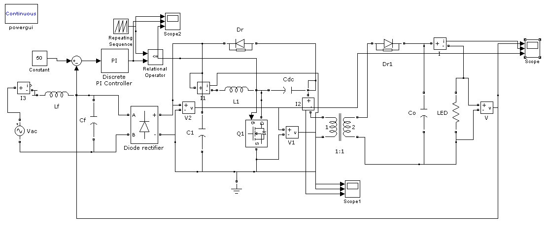 Single stage high power factor AC-DC converter - File ... on