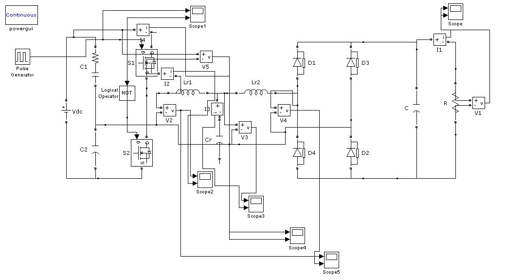transformerless dc-dc converter - file exchange