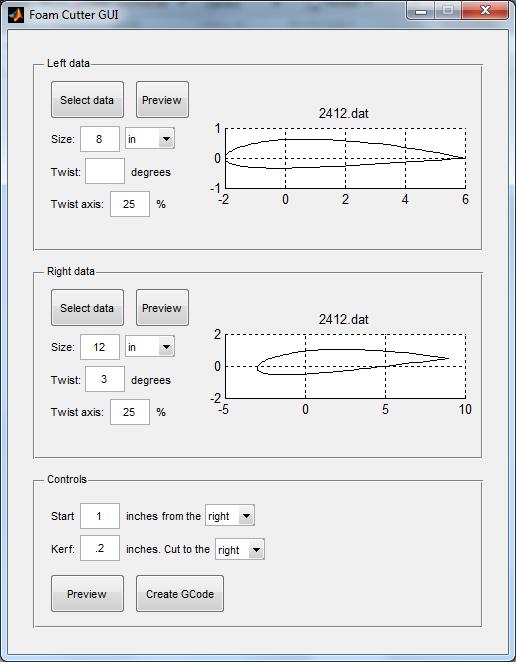 Foam Cutter - File Exchange - MATLAB Central
