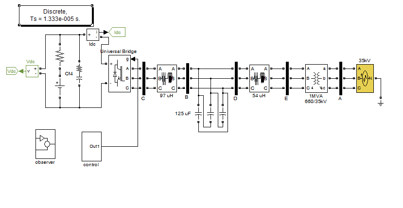 Grid connected inverter thesis proposal