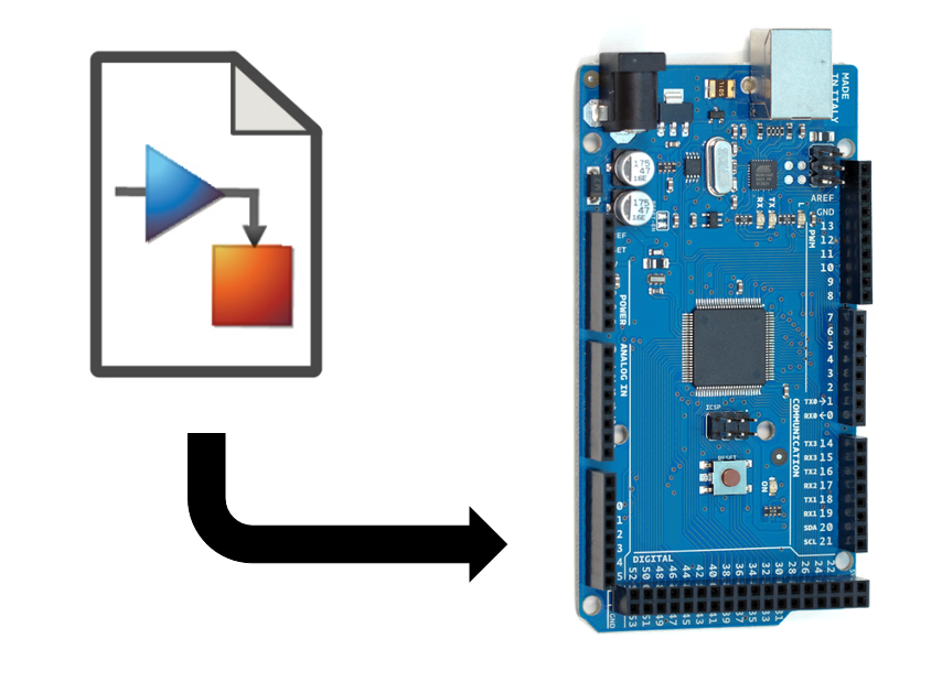Simulink support package for arduino hardware file