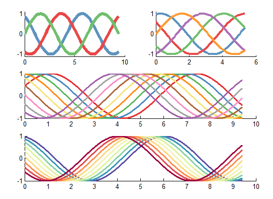 rgb color codes chart matlab