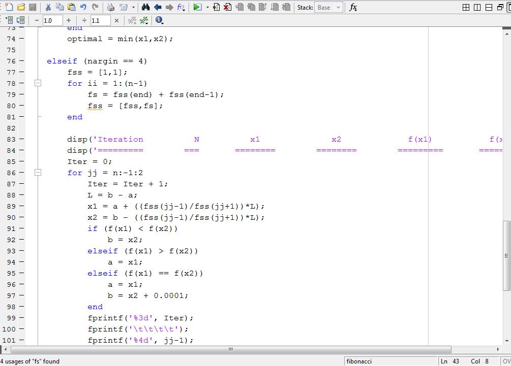 Free Download Program Matlab File Size Function Firetracker