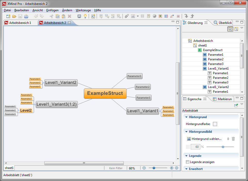 Struct2MindMap - A Structure to MindMap converter - File Exchange ...