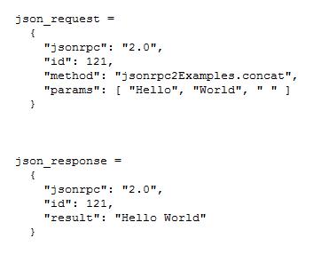 json encode