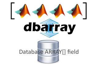 dbarray - pack and unpack database arrays to matlab arrays - File