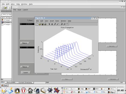 Pulse Propagation in Nonlinear Media(GUI Based Application) - File