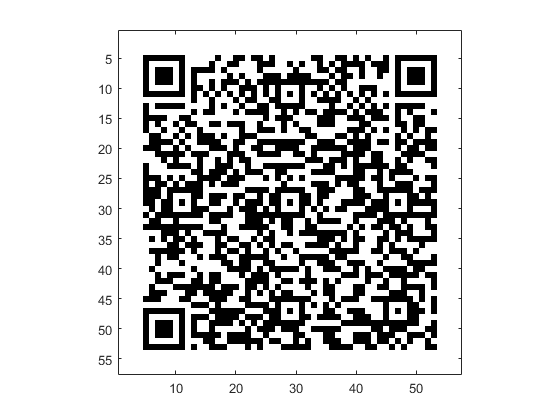 QR Code Generator 1.1 based on zxing - File Exchange - MATLAB Central