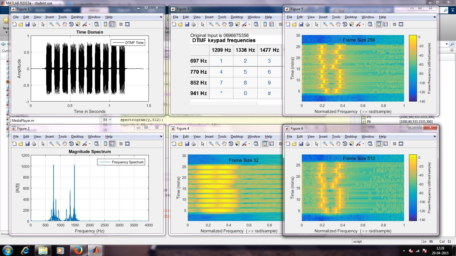 DTMF Wave File Decoder - File Exchange - MATLAB Central