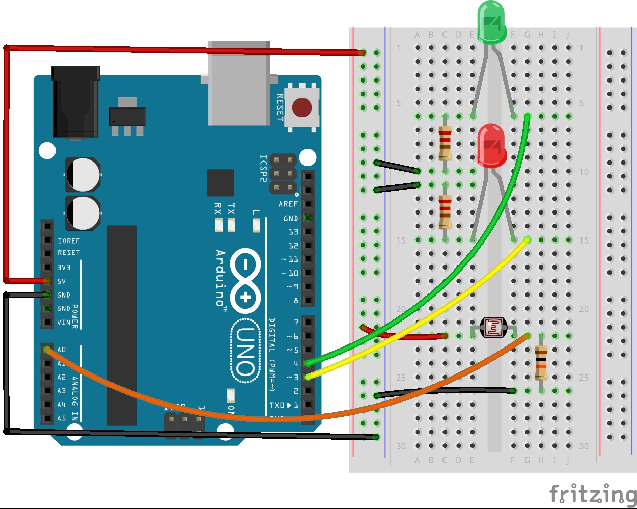 Data Logger On Arduino Uno File Exchange Matlab Central Circuit Light Sensitive Switch With Ldr 2n2926 Image Thumbnail