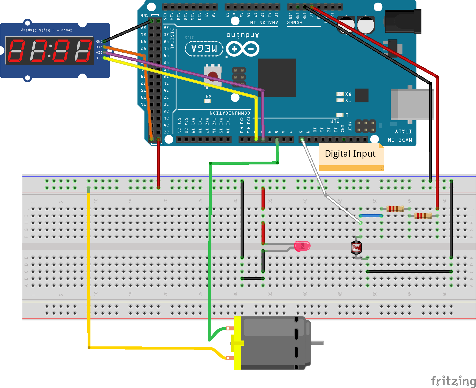 Low speed motor Encoder with LED and LDR - File Exchange - MATLAB ...