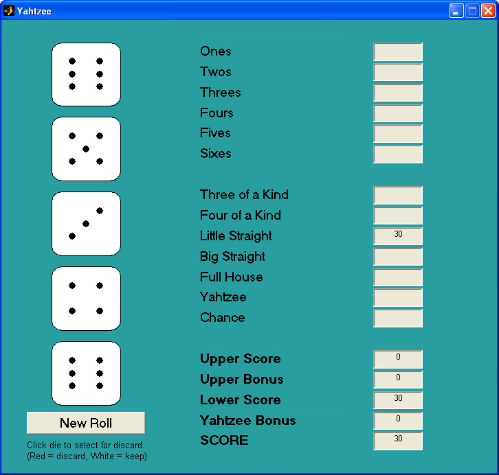 Yahtzee Versions