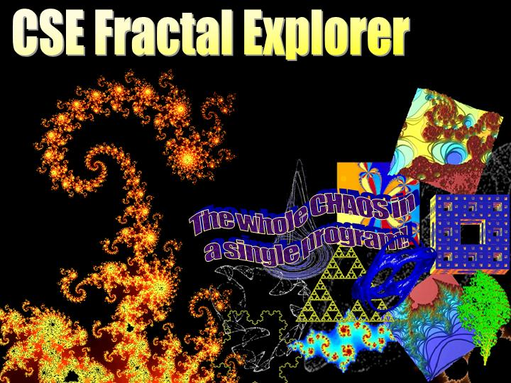 скачать Fractal Explorer - фото 11