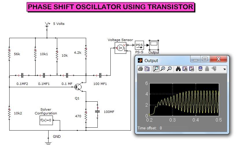 Transistoroscillatorcircuits Twotransistorsinewaveoscillator