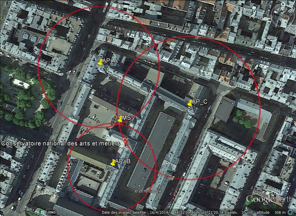 2D Trilateration - File Exchange - MATLAB Central