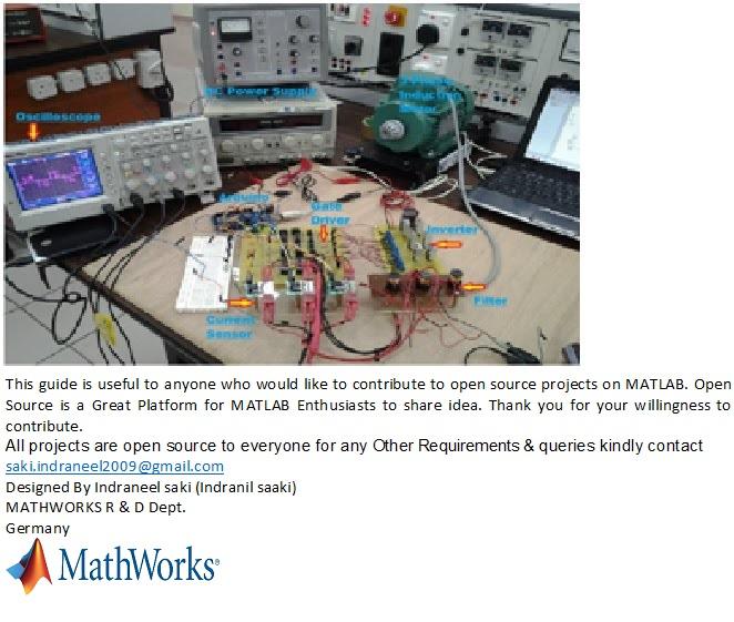 sensorless IM project by indraneel saki - File Exchange - MATLAB Central