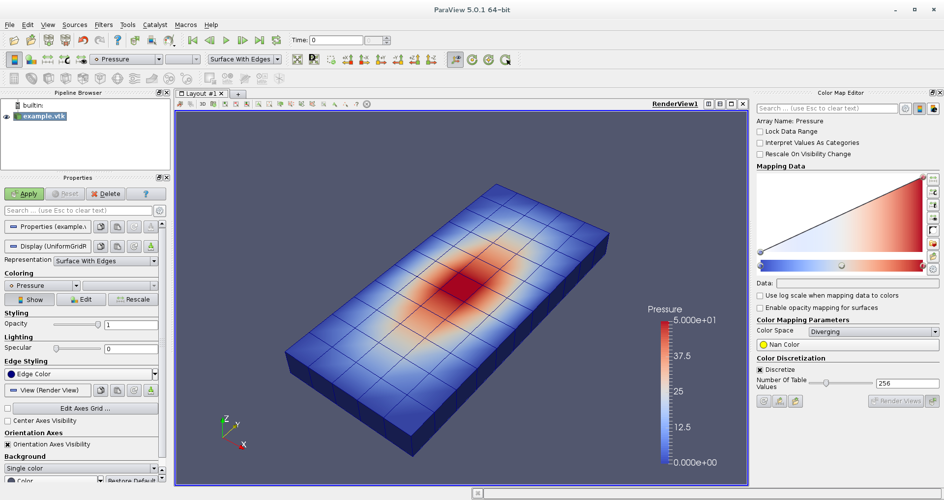 Write 2D and 3D Arrays into VTK - File Exchange - MATLAB Central