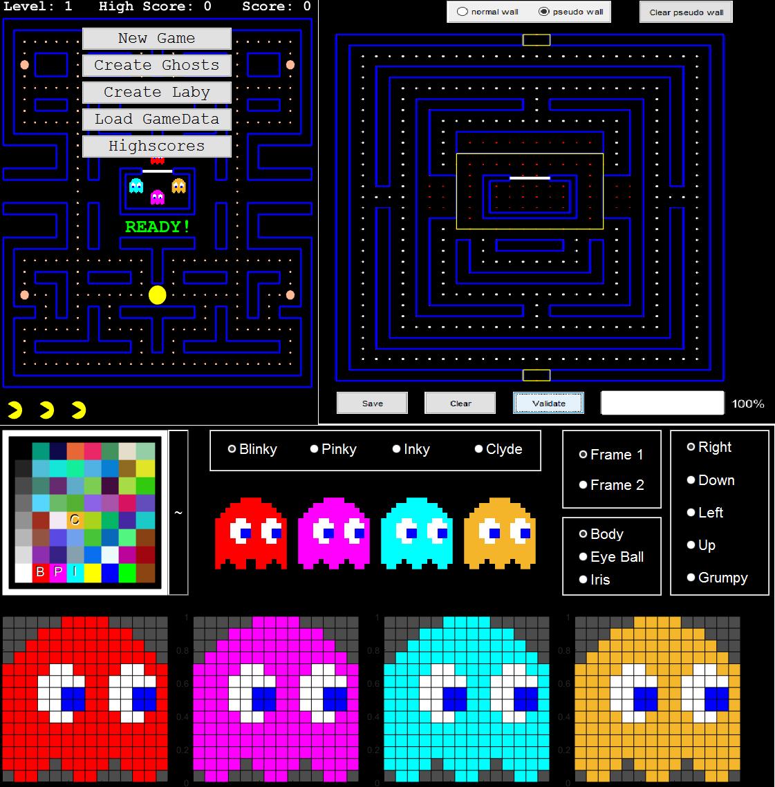 Pacman - File Exchange - MATLAB Central