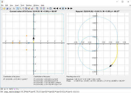 ANP: Animated Nyquist Plot - File Exchange - MATLAB Central