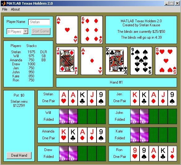 Blackjack money paddle