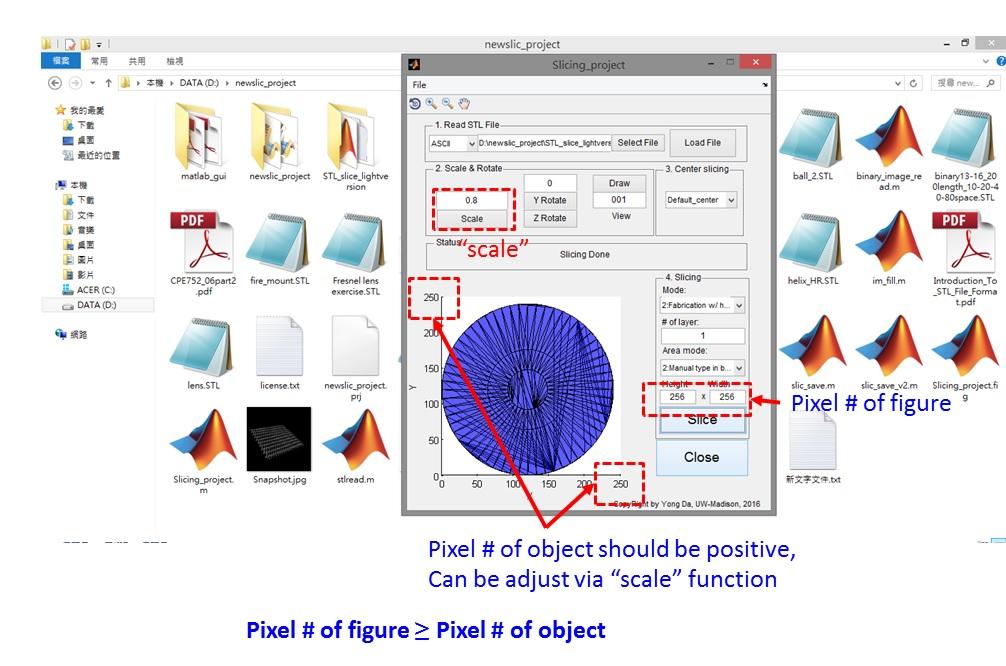 Light Version 】Matlab STL GUI slice program - File Exchange