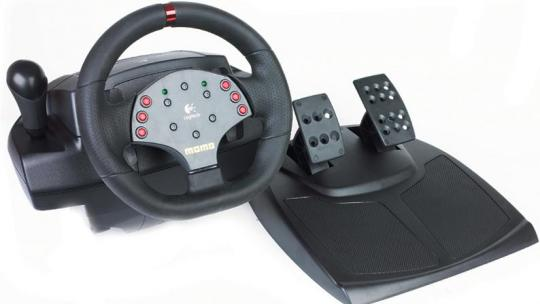 Driving wheel for mac